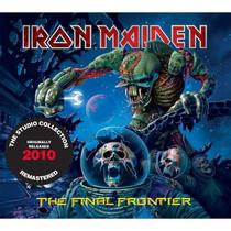CD Iron Maiden The Final Frontier REMASTERED Digipack - Warner