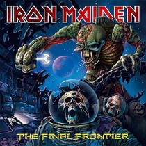 CD Iron Maiden The Final Frontier - Warner