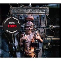 CD Iron Maiden The X Factor REMASTERED Digipack - Warner