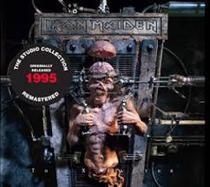 Cd Iron Maiden - The x Factor - Remastered - Warner Music