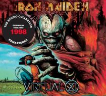 Cd iron maiden virtual xi 1998 remastered* - Warner Music