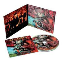 Cd Iron Maiden - Virtual XI 1998 - The Studio Collection - Warner Music