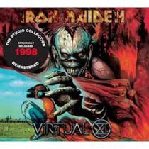 Cd Iron Maiden - Virtual xi - Remastered Digipack - Warner Music