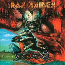 CD Iron Maiden - Virtual XI - Warner
