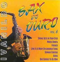 CD Ivanildo - Sax de Ouro vol 6 - Cid