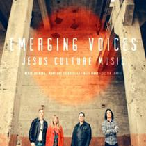 CD Jesus Culture Emerging Voices - Onimusic