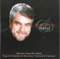 CD Joan Pons - Arias - Sonopress