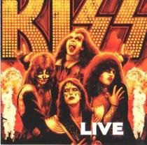 CD Kiss - Live - Diamond
