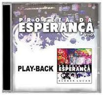 CD Kleber Lucas Profeta da Esperança (Play-Back) - Mk music