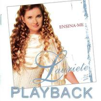 CD Lauriete Ensina-me (Play-Back) - Visão music