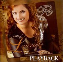 CD Lauriete Fé (Play-Back) - Visão music