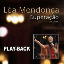 CD Léa Mendonça Superação (Play-Back) - Mk music