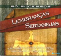 CD Lembranças Sertanejas - Diamond