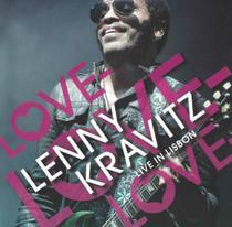 CD Lenny Kravitz - Live In Lisbon - Radar