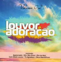 CD Louvor e Adoração Volume 2 - DIAMOND