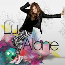 CD Lu Alone - Som livre