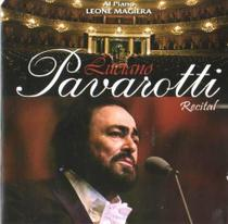 CD Luciano Pavarotti - Recital - Abril