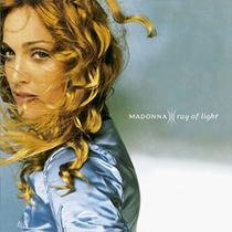 Cd madonna ray of light - Warner