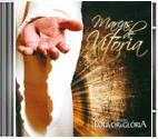 CD Marcas de vitória - Banda Louvor e Glória - Armazem
