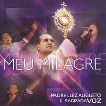 Cd meu milagre - pe. luiz augusto - Armazem