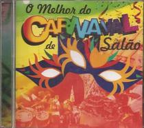 Cd o melhor do carnaval de salão - marchinhas - Radar