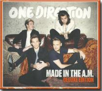 Cd One Direction - Made in The A.m.-deluxe - Sony Music One Music