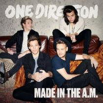 CD One Direction Made In The A.M. - Sony Music