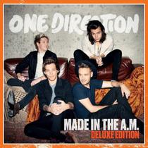 Cd one direction made in the a.m. - Sony