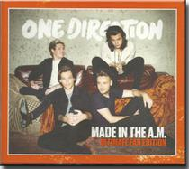 Cd One Direction - Made in The A.m.-ultimate Fan - Sony Music One Music