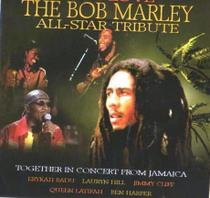 CD One Love - The Bob Marley All-Star Tribute - Rhythm and blues