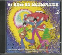 CD Os Anos da Beatlemania Volume 2 - Sonopress