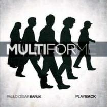 CD Paulo Cesar Baruk Multiforme (Play-Back) - Salluz