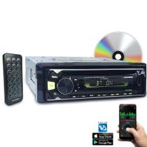 Cd player Aparelho Radio Bluetooth Usb  Automotivo Roadstar -