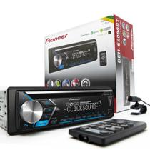 CD Player Automotivo Pioneer DEH-S4080BT 1 Din Bluetooth Usb Auxx