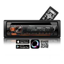 CD Player DEH-S4180BT Pioneer Bluetooth, Android, Controle Volante