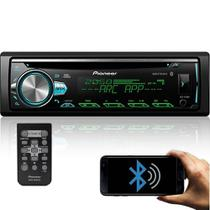 Cd Player Deh-X50br Pioneer Mixtrax, Bluetooth, Interface Ipod Iphone -