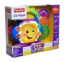 Cd Player L & L Aprender E Brincar - Fisher-price - P5314 -