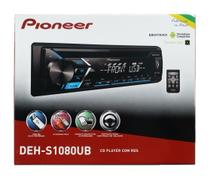 Cd Player Pioneer Deh-s1080ub Mixtrax Usb Saida Subwoofer