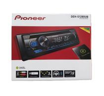 Cd Player Pioneer Deh-s1280ub Mixtrax Usb controle remoto Saida Subwoofer