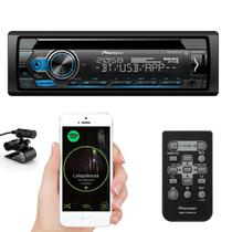 CD Player Pioneer Deh S4180BT Bluetooth Radio Usb Mp3 -