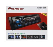 Cd Player Pioneer Deh-s4180bt Bluetooth Usb Saída Subwoofer Mixtrax Smart Sync -