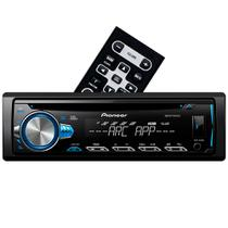 CD Player Pioneer DEH-X10BR - Mixtrax Spotify ARC USB e Aux