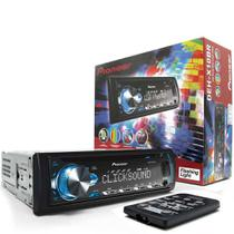 CD Player Pioneer Mixtrax DEH-X10BR USB AUX RDS Som Automotivo