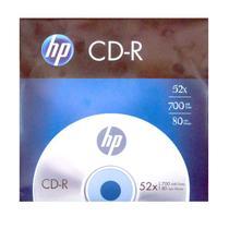 CD-R virgem 700MB 80 minutos - envelope - HP -