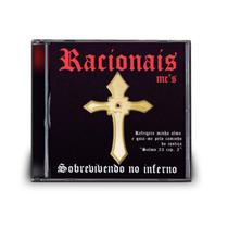 CD Racionais Mc's - SOBREVIVENDO NO INFERNO - Radar records