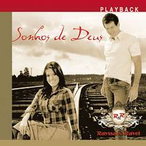 CD Rayssa e Ravel Sonhos de Deus (Play-Back) - Sony music