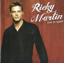CD Ricky Martin - Live in Spain - RADAR