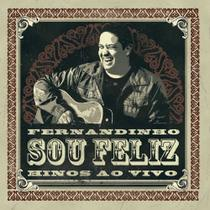 CD Sou Feliz Fernandinho original - Onimusic