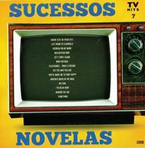 CD Sucessos Novelas - TV Hits 7 - Diamond