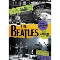 CD The Beatles - Live in Washington 1964 - Strings and music